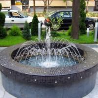 Fontana sa mlaznicama, Čačak