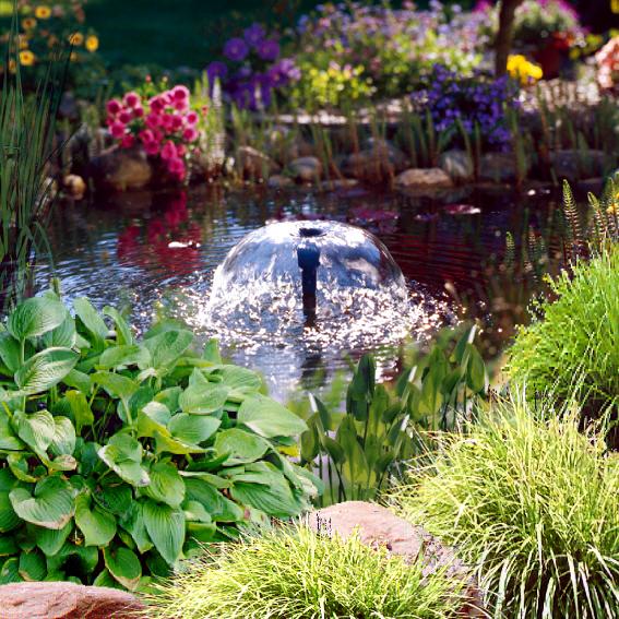 Kompleti za samostalnu gradnju vrtnog jezera  Naturalist